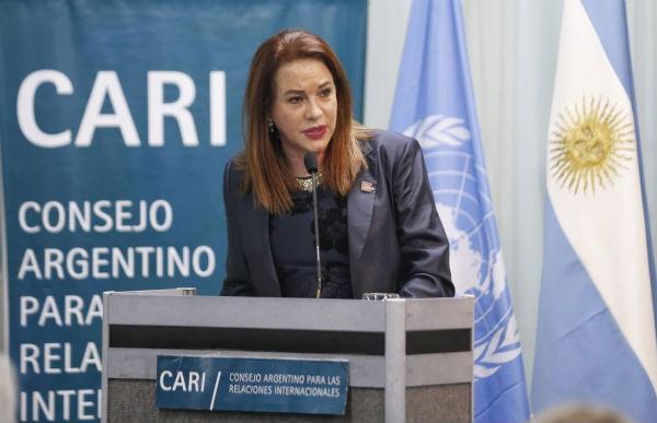 CÓNSULES. La reunión se llevó a cabo en las instalaciones de la Secretaría de Relaciones Exteriores. Foto: Especial