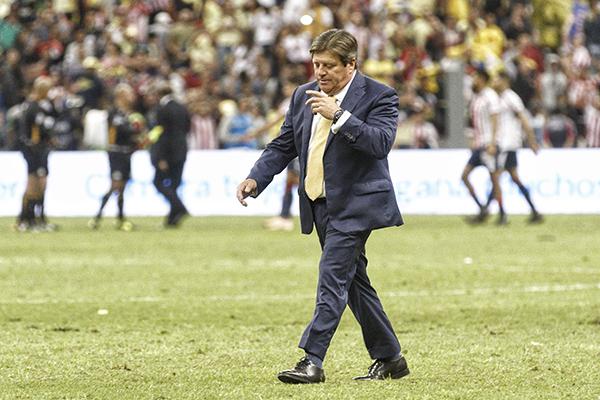 Mañana se juega el clásico joven en el Estadio Azteca. FOTO: CUARTOSCURO