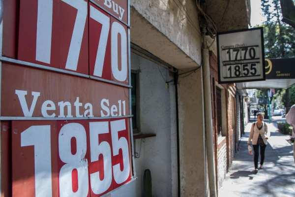 En el país 1.6 millones de hogares son receptores de remesas. Foto: Archivo | Cuartoscuro