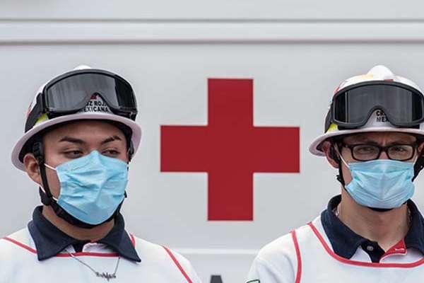 La Cruz Roja en Guanajuato informó que cerraría sus operaciones en la entidad, pero luego reanudó el servicio de ambulancia en Salamanca. FOTO: CUARTOSCURO