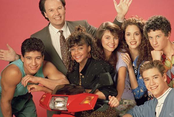 Salvados por la Campana fue una serie exitosa de los años 90 que tuvo 87 capítulos y que consiguió miles de fans durante ese tiempo. FOTO: NBCU Photo Bank