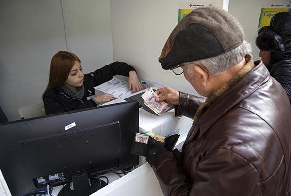 """El organismo también puso a disposición de las personas física el """"Simulador"""" de la declaración anual, el cual sirve para revisar e identificar los ingresos. FOTO: NOTIMEX"""