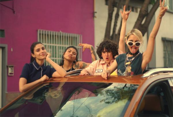 Por su parte, Tessa Ia mostró su emoción luego de que Netflix Latinoamérica diera a conocer su nuevo proyecto. Foto: Netflix