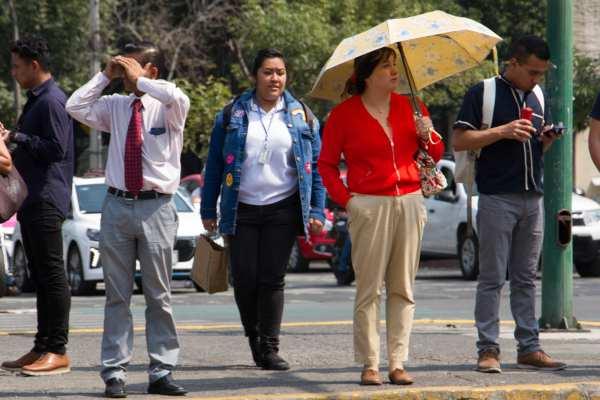 El SMN pronosticó temperaturas superiores a los 40 grados enMichoacán y Guerrero. Foto: Archivo | Cuartoscuro