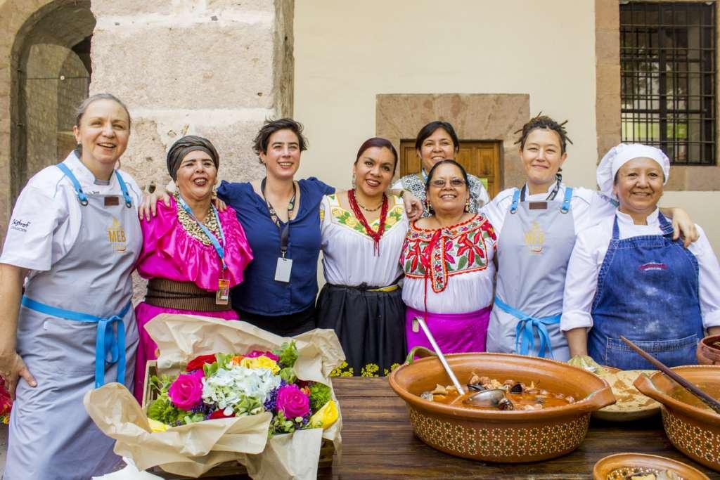 SABOR CON TRADICIÓN. Morelia en Boca se realizará del 17 al 19 de mayo en Morelia, Michoacán, bajo la dirección de Fernando Pérez Vera y con la participación de cocineras tradicionales y chefs como Enrique Olvera. Foto: Cortesía