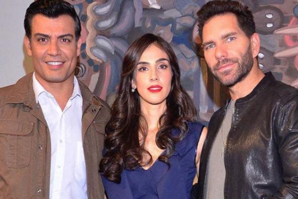Sandra Echeverría, Andrés Palacios y a Arap Bethke son los nuevos protagonistas de