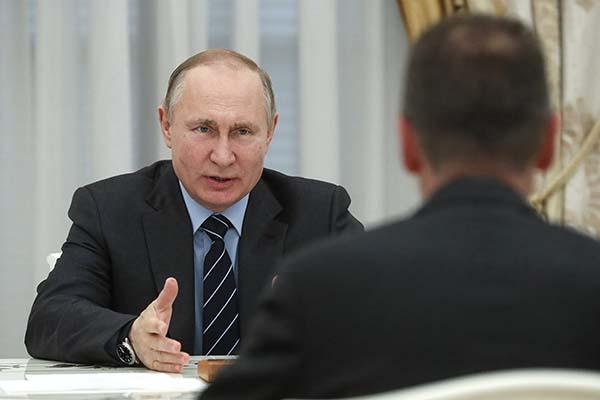 Las especulaciones sobre una cumbre entre Putin y Kim aumentaron ya que sus altos funcionarios han sido detectados recientemente viajando a las capitales de la otra parte. FOTO: AFP