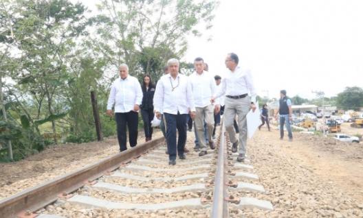 Nueve contratos tendrá la ferroviaria. FOTO : ESPECIAL