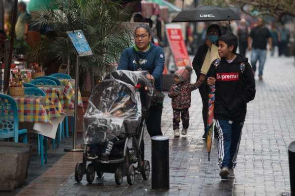 También habrá lluvias aisladas en Chihuahua, Guanajuato, Qro, CDMX, Gro, Campeche y Yucatán. Foto: Archivo | Cuartoscuro