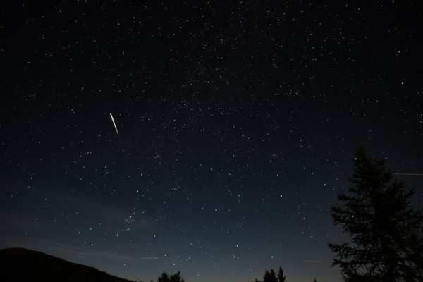 Las lluvias de estrellas suceden cuando la órbita de la Tierra, al hacer su recorrido alrededor del Sol, cruza la de un cometa y así choca con sus restos. Foto: EspecialLas lluvias de estrellas suceden cuando la órbita de la Tierra, al hacer su recorrido alrededor del Sol, cruza la de un cometa y así choca con sus restos. Foto: Especial