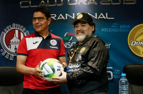 La final por el ascenso podría repetirse en caso que Culiacán ganara. FOTO: ESPECIAL