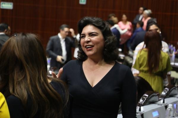 Ivonne Ortega Cámara de Diputados