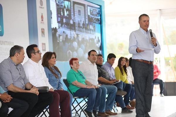 Comunidades serranas como Surutato serán conectadas a la tecnología con la creación de Centros Comunitarios Digitales. Foto: Especial