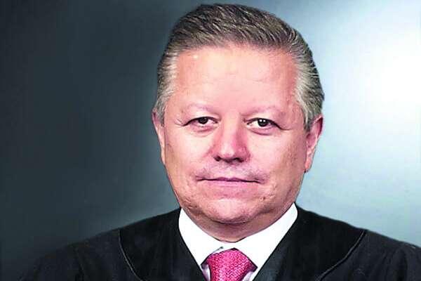 El ministro Zaldívar Lelo de Larrea informó que ya hay sanciones en Jalisco Foto: Cuartoscuro