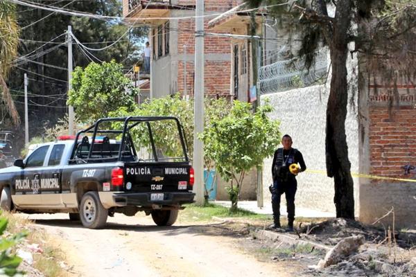 Secuestro en Tlajomulco