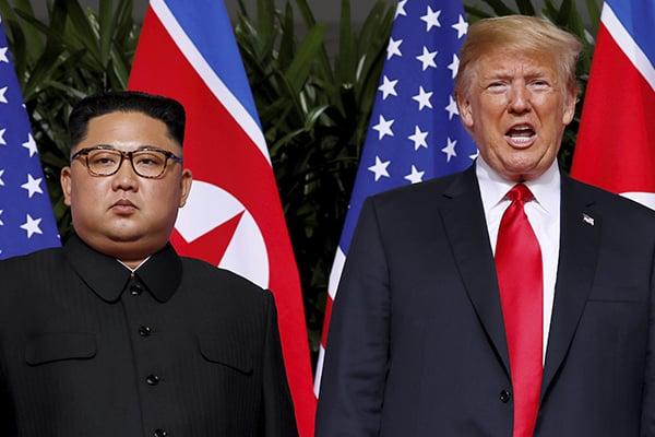 El mandatario dejó en claro que no hay una mala relación con Corea del Norte.