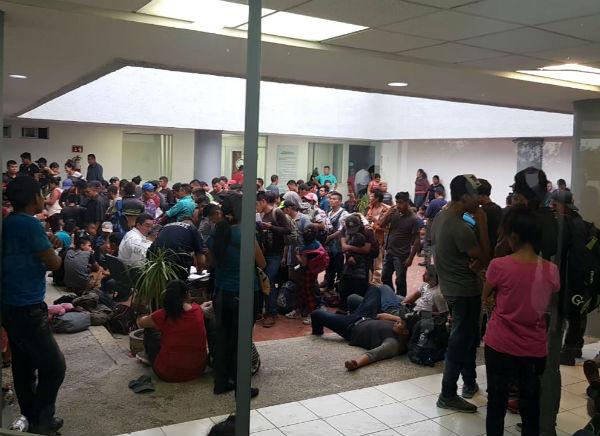De acuerdo con un informe preliminar, los migrantes centroamericanos habían partido del estado de Tabasco con destino a la frontera tamaulipeca. FOTO:ESPECIAL