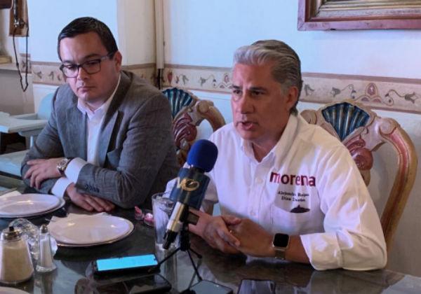 La gente desea que Morena sea el observatorio ciudadano y contralor social del Gobierno de la República.FOTO: ESPECIAL