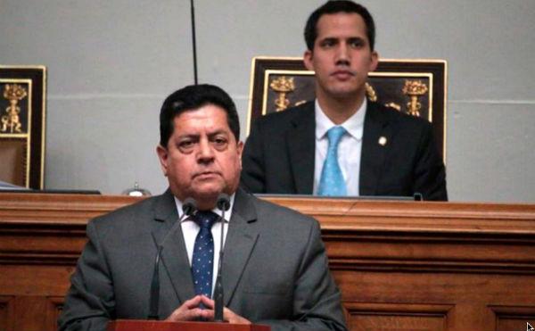 La detención del militante del partido Acción Democrática, fue considerada por Juan Guaidó como un secuestro. FOTO: ESPECIAL