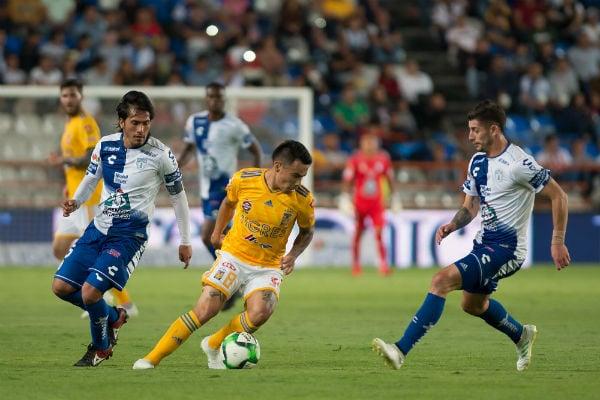 Pese al manejo de la media cancha, el portero argentino Nahuel Guzmán fue clave para Tigres. FOTO: MEXSPORT