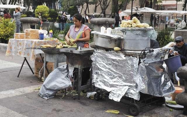 Analistas anticipan repunte de la informalidad y del desempleo para este año. Foto:  VÍCTOR GAHBLER