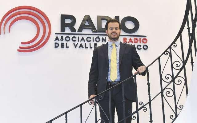 LÍDER. Adrián Laris Casas fue nombrado presidente de la ARVM para el periodo 2018-2020. Foto:  PABLO SALAZAR SOLÍS