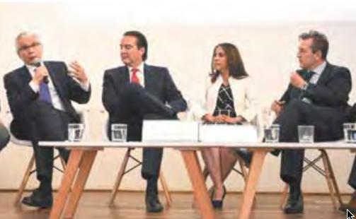 La World Jurist Association promueve, ahora en México, el Estado de Derecho.FOTO: ESPECIAL