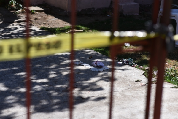 Ataque en Minatitlán, Veracruz. Foto: Cuartoscuro