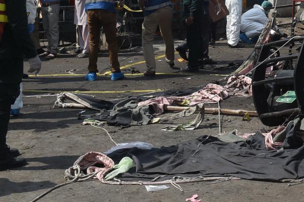 El ataque tuvo lugar después del anochecer en el cuarto día del mes sagrado de Ramadán. Foto: Archivo | AFP