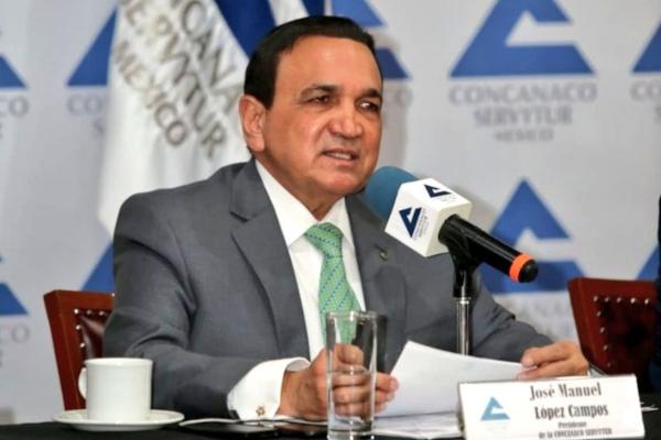 José Manuel López Campos Concanaco