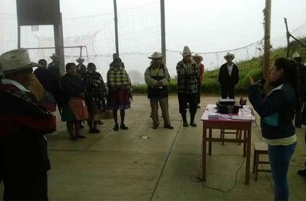 En la zona se han registrado dos homicidios, anteriores a éste, de activistas en contra del proyecto de hidroleléctrica Foto: Especial Internet