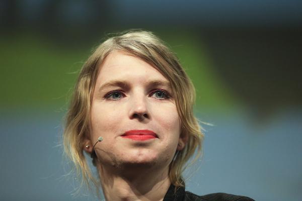 Liberan a Chelsea Manning
