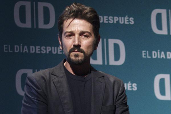 El actor ha mostrado su apoyo a causas sociales. FOTO: CUARTOSCURO