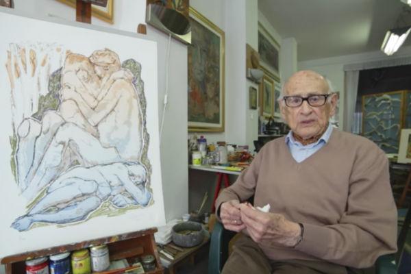 """Su canal de YouTube """"Le Opere di Giorgio Michetti""""  ya cuenta con más de 25 mil suscriptores. Foto: Youtube"""