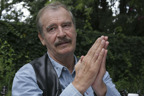 La marihuana tiene muchas aportaciones médicas para la humanidad, afirma Vicente Fox
