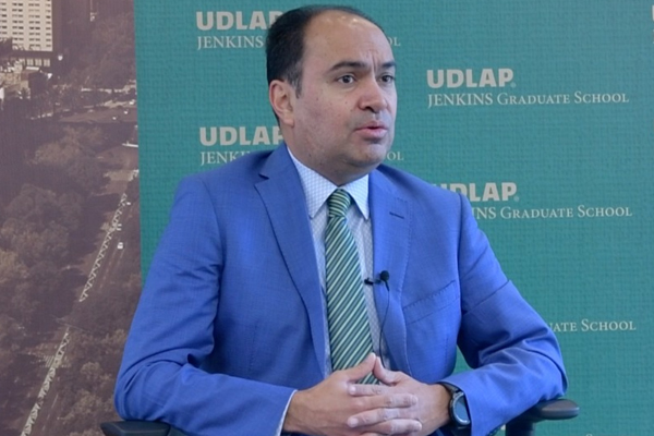 El es Presidente Fundador de la Academia Mexicana de Derecho Informático, A.C.