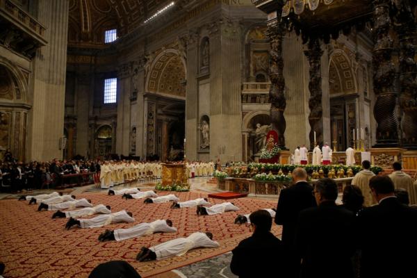 El sumo Pontífice dijo que el sacerdocio no es un sindicato. Foto: Pablo Esparza
