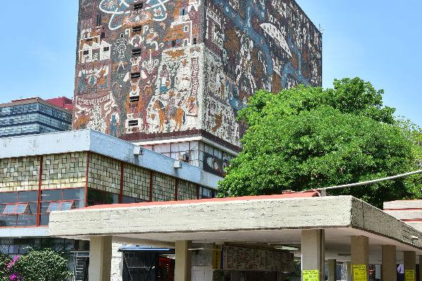 El jueves se informó de una balacera en la UNAM donde un comerciante resultó herido de bala