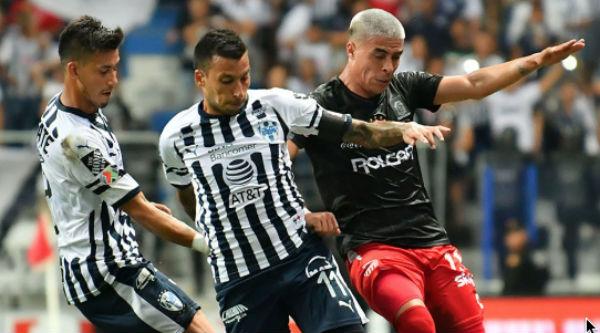 Necaxa llega con una ventaja de un gol a casa de Monterrey, ventaja que parece mínima ante los regiomontanos. FOTO: ESPECIAL