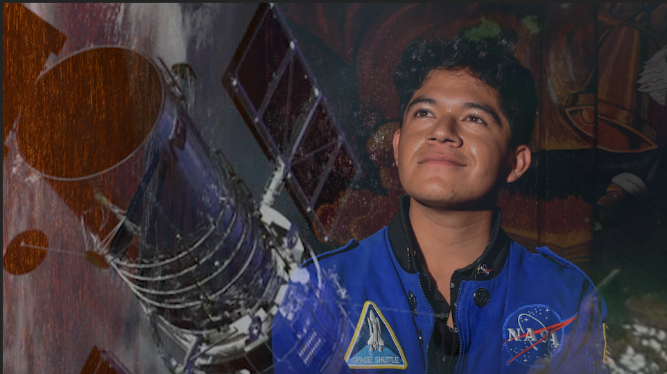 NASA envía creación de un mexicano al espacio