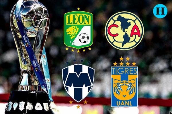 León vs. América y el clásico regio los duelos para definir a los finalistas del Clausura 2019