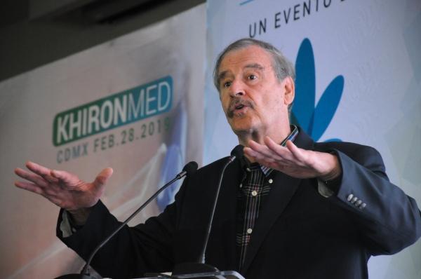 Vicente Fox Mañanera AMLO