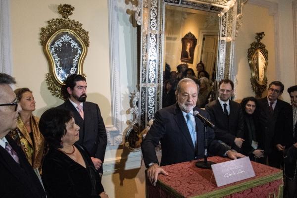 Carlos Slim Centro Histórico