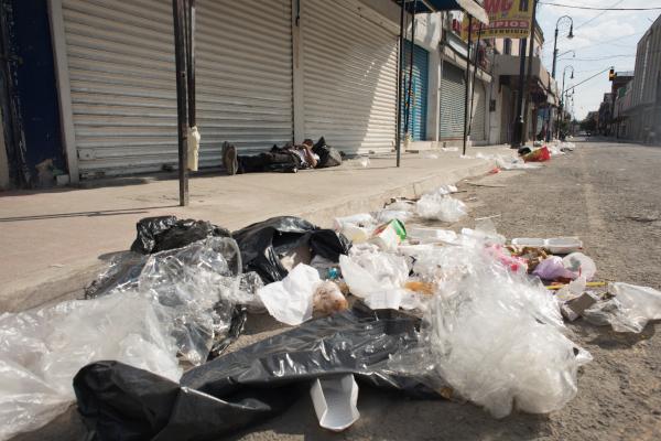 El sector recordó que más de 20 mil personas se dedican a la recolecta de desechos. Foto: Archivo | Cuartoscuro
