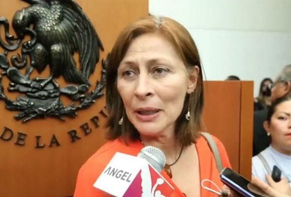 La diputada Tatiana Clouthier, presentará un punto de acuerdo para atender la mitigación de incendios.FOTO: ESPECIAL