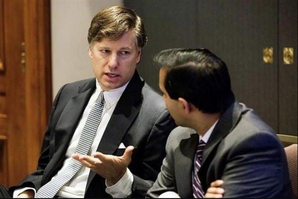 Christopher Landau tiene poca experiencia como diplomático. FOTO: REUTERS