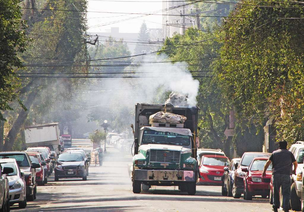 Camiones estarán bajo la lupa.FOTO: ESPECIAL