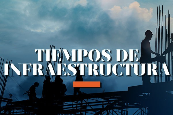 Marco Frías / Director de la AMCIV, A.C / Tiempos de Infraestructura