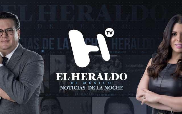 Noticias de la noche con Salvador García Soto y María Elena Pazzi: Emisión 24 de mayo de 2019