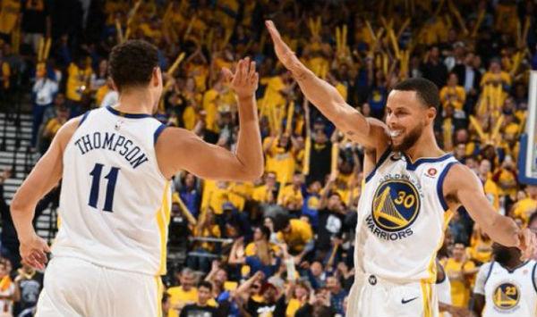 Los Warriors disputarán su séptimo juego el domingo en Colorado. FOTO: ESPECIAL